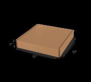 Folding Type Box  - 11 x 11 x 2