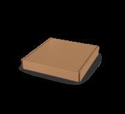 Folding Type Box  - 21.2 x 21.2 x 1.6 -Inch