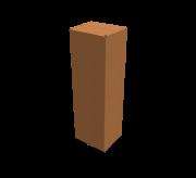 Regular Slotted Box - 3.4 x 3 x 11.4