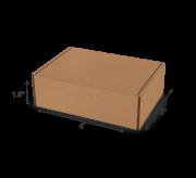 Folding Type Box  - 4 x 3 x 1.5