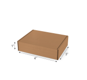 Folding Type Box  - 4 x 3 x 1