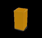 Reverse Tuck Flap Box - 4 x 4 x 10