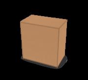 Regular Slotted Box  - 7.4 x 4.4 x 8 inch