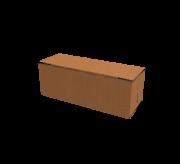 Reverse Tuck Flap Box - 9 x 3 x 2.6