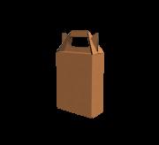 Handle Box - 6 x 2.6 x 8.5