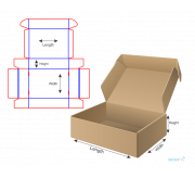 Folding Type box