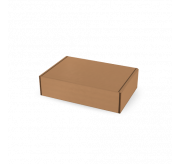 10x7x4 Corrugated box