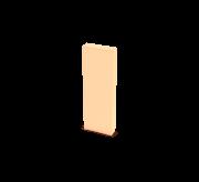 Reverse Tuck Flap Box 5 x 1.5 x 15 cm
