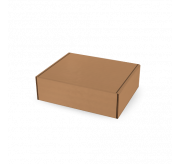 Folding Type Box  - 5 x 4 x 1.5 (Strong + Kraft)
