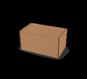 Folding Type Box  - 7 x 4 x 3.5- Strong kraft