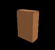 Reverse Tuck Flap Box 5x2x7 Inch