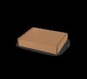 Folding Type Box  - 8.5 x 6.5 x 1.5 - Strong kraft