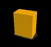 REVERSE TUCK FLAP BOX (4.5X2.5X5 )