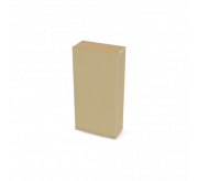 Reverse Tuck Flap Box - 8.5 x 1.4 x 12.5 (Light , Brown)