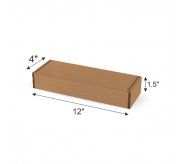 Folding Type Box  - 12 x 4 x 1.5
