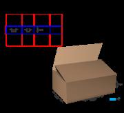 Full Overlap Slotted Box