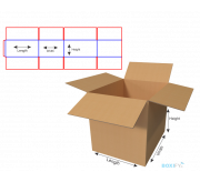 Regular Slotted Box (Manual Make)